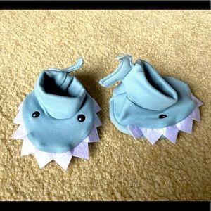 Shark Booties NWOT